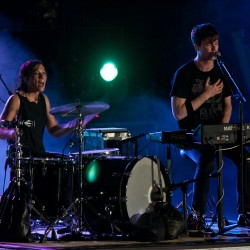 Matt & Kim (Color)
