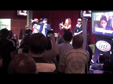 The Gregory Brothers & The #DigiTour: Viral Video Madness