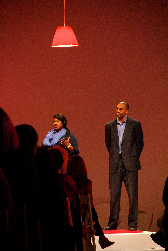 TEDxCLT Valaida and Charles