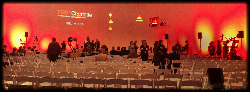 TEDxCLT White Room